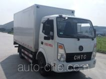 楚风牌HQG5051XXYEV2型纯电动厢式运输车