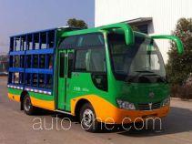 CHTC Chufeng HQG5070CYF4 грузовой автомобиль для перевозки пчел (пчеловоз)