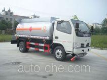 Chufeng HQG5070GRY4DF flammable liquid tank truck