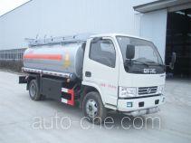 Chufeng HQG5070TGY4DF oilfield fluids tank truck
