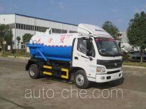 Chufeng HQG5084GXW4BJ sewage suction truck