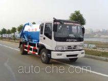 Chufeng HQG5090GXWB sewage suction truck