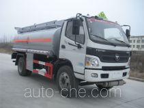 Chufeng HQG5120GJY4BJ топливная автоцистерна