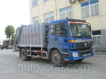 CHTC Chufeng HQG5160ZYSB garbage compactor truck