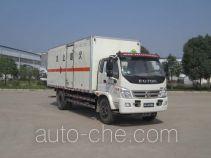 CHTC Chufeng HQG5160XQYB4 грузовой автомобиль для перевозки взрывчатых веществ