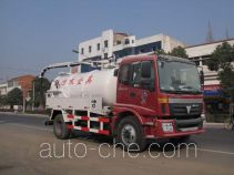 Chufeng HQG5162GXWB3 vacuum sewage suction truck