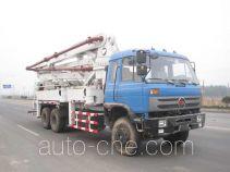 CHTC Chufeng HQG5250THBGD3 бетононасос на базе грузового автомобиля