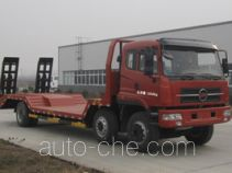 CHTC Chufeng HQG5251TDPGD4 low flatbed truck