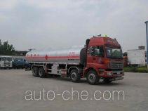 Chufeng HQG5312GHYBJ3 chemical liquid tank truck