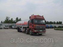 Chufeng HQG5313GHYB2 chemical liquid tank truck