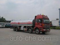 Chufeng HQG5313GHYBJ3 chemical liquid tank truck