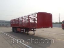 Animal transport trailer