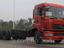 Heron HRQ3251ZPHD4 dump truck chassis