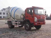 Rixin HRX5160GJB concrete mixer truck