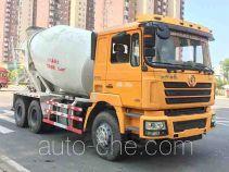Rixin HRX5250GJB38DL concrete mixer truck