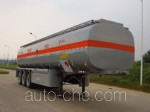Gangyue HSD9400GHY chemical liquid tank trailer