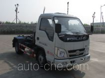 Yuhui HST5041ZXXB detachable body garbage truck