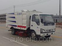 Yuhui HST5070TSLFQL street sweeper truck