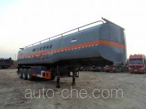 Hongtu HT9401GRY2 flammable liquid tank trailer