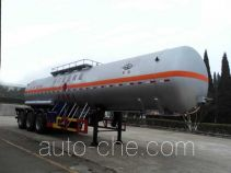 Hongtu HT9404GHY chemical liquid tank trailer