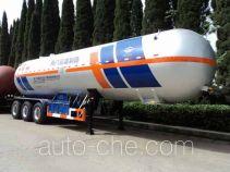 Hongtu HT9407GYQ2C liquefied gas tank trailer