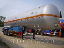 Hongtu HT9408GYQ6A liquefied gas tank trailer