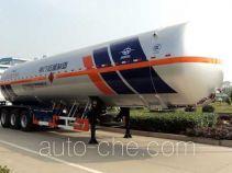 Hongtu HT9409GYQA1 liquefied gas tank trailer