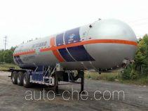 Hongtu HT9409GYQD1 liquefied gas tank trailer