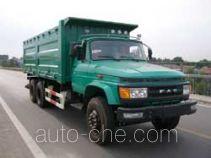 长城牌HTF3257K2T1A型柴油自卸汽车