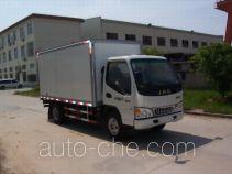 Tongzhu HTL5040XXY box van truck