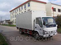 Tongzhu HTL5070XXY box van truck