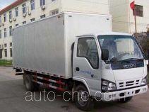 Tongyi HTL5070XXY box van truck