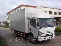 Tongzhu HTL5090XXY box van truck