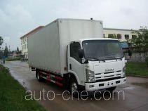 Tongzhu HTL5100XYK wing van truck