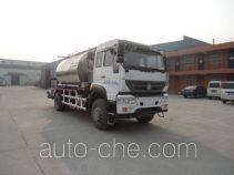 Hongtianniu HTN5160GLQ asphalt distributor truck