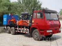 Huayou HTZ5200TYL70 fracturing truck