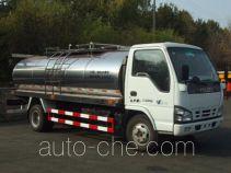 Yigong HWK5070GYS liquid food transport tank truck
