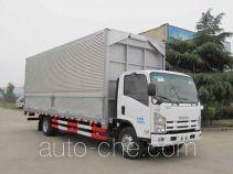 Bainiao HXC5100XYK1 wing van truck