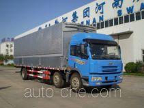 Bainiao HXC5200XYK2 wing van truck
