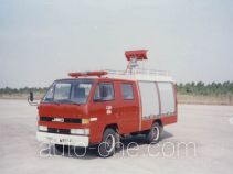 Hanjiang HXF5030TXFZM10 lighting fire truck