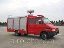 汉江牌HXF5040TXFQX07A型抢险救援消防车