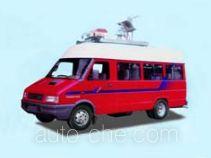 Hanjiang HXF5040TXFZM07 пожарный автомобиль освещения