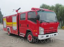 Hanjiang HXF5101GXFPM30 foam fire engine