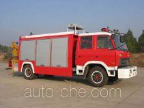 Hanjiang HXF5110TXFJY10E пожарный аварийно-спасательный автомобиль