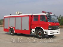 Hanjiang HXF5110TXFPZ10 smoke lighting fire truck