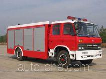 汉江牌HXF5110XXFQC80型器材消防车