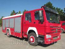 Hanjiang HXF5200GXFPM80 пожарный автомобиль пенного тушения