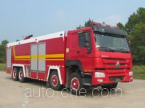 Hanjiang HXF5410GXFPM220 foam fire engine