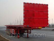 Huaxin Lianhe HXL9400ZZXP полуприцеп самосвальный с безбортовой платформой