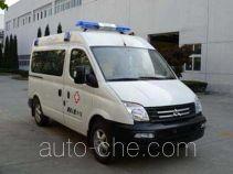 宏运牌HYD5030XJHA3D4型救护车